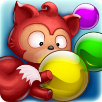 Bubble Shooter «Три в ряд»