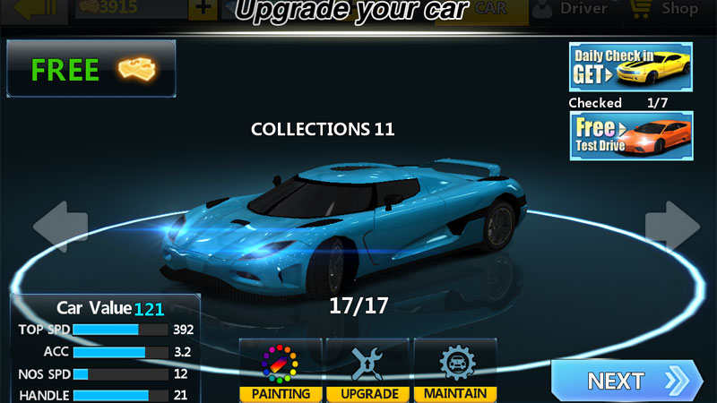 City Racing 3D на андроид
