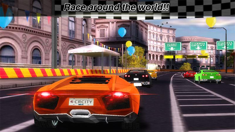 City Racing 3D скачать