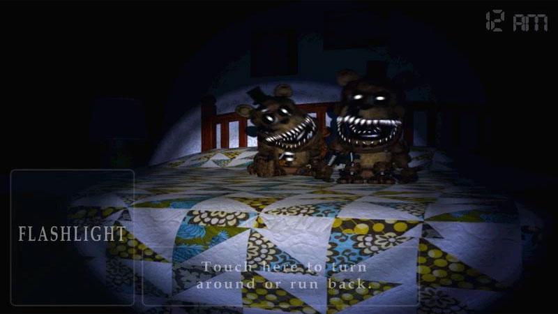 Скачать бесплатно игру five nights at freddy s 4