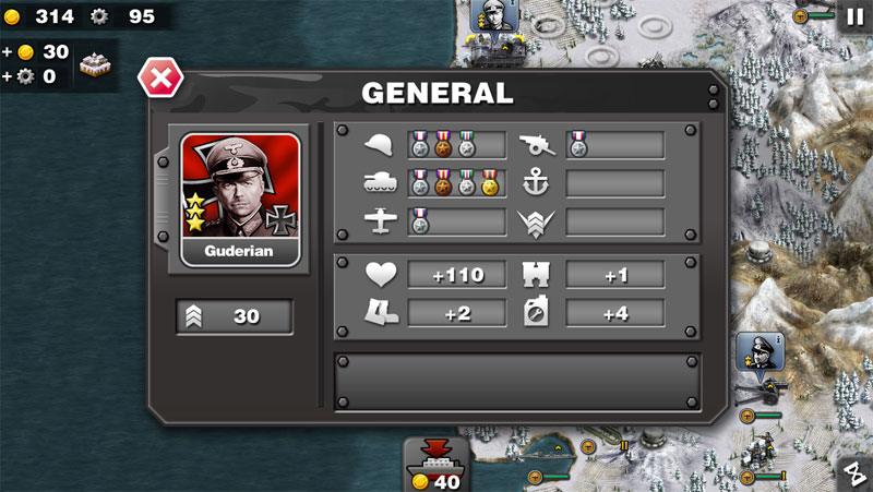 Glory of Generals HD скачать