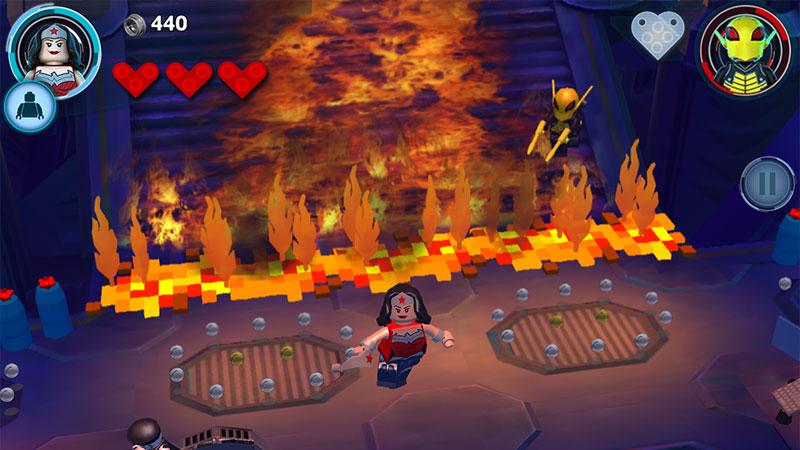 LEGO Batman: Покидая Готэм на андроид