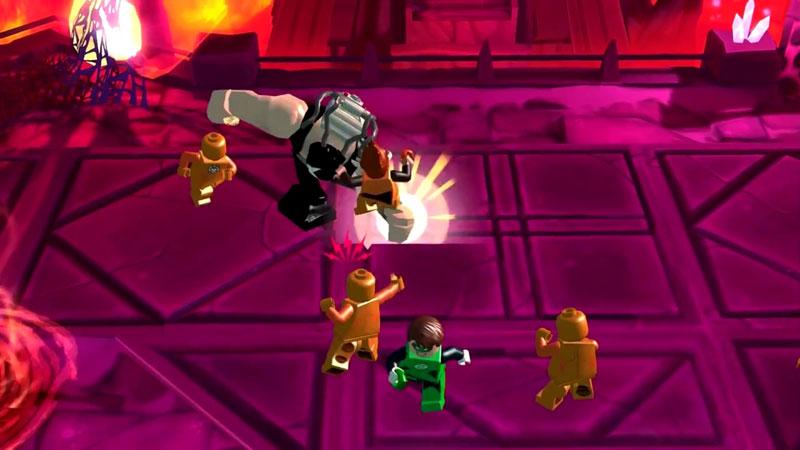 LEGO Batman: Покидая Готэм на телефон