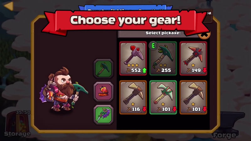 Mine Quest 2 на андроид