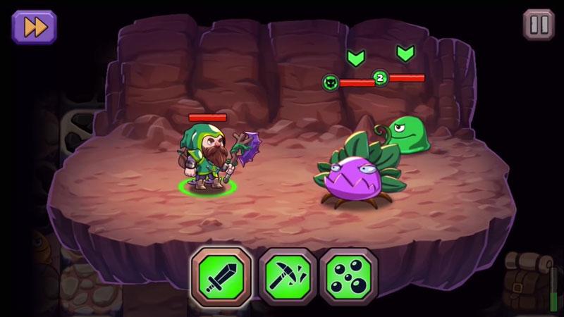 Mine Quest 2 на телефон