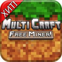 MultiCraft ― Free Miner!