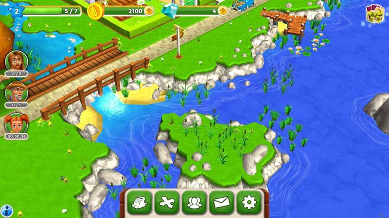 My Free Farm 2 на андроид