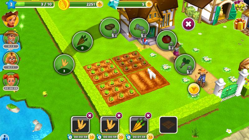 My Free Farm 2 на телефон