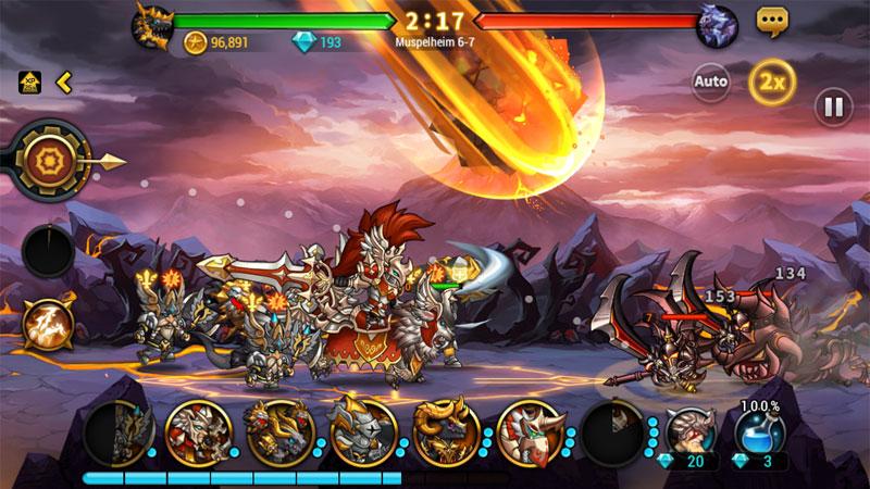 Seven Guardians скачать