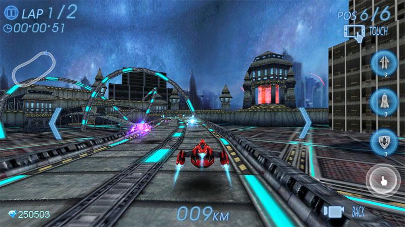 Space Racing 3D скачать
