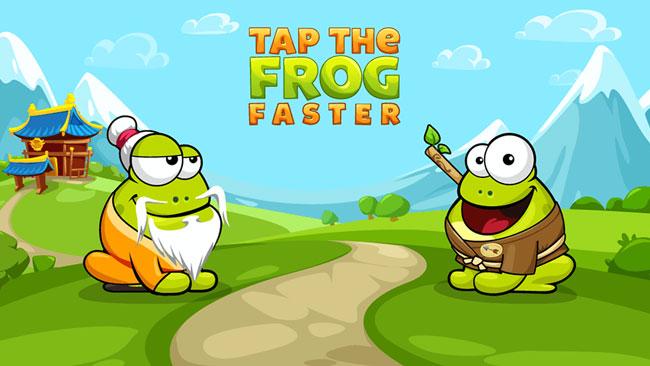 Tap the frog - thumbnail