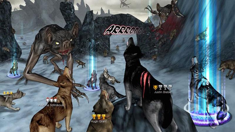 Wolf Online скачать