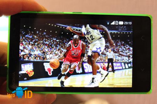 Баскетбол на андроид