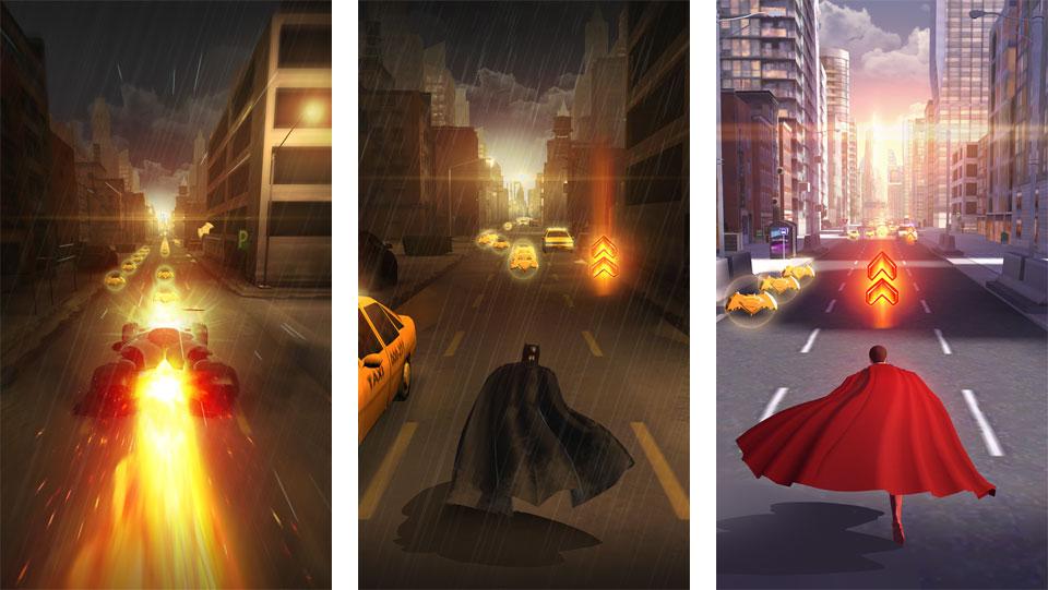 Бэтмен против Супермена: Кто победит на андроид