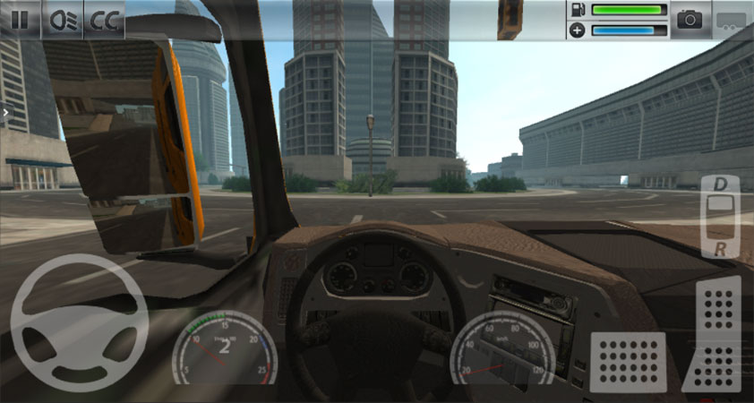 City Truck Simulator на андроид