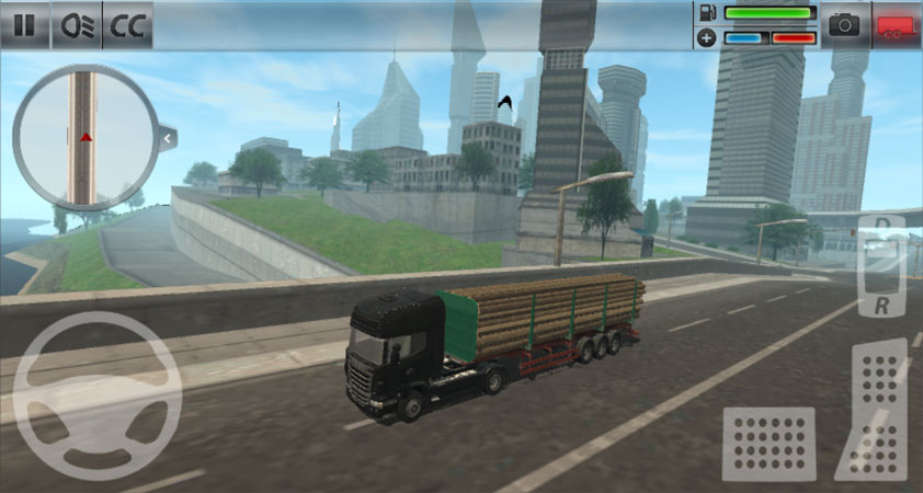 City Truck Simulator скачать
