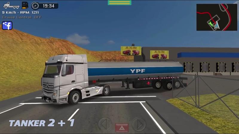 Grand Truck Simulator на андроид