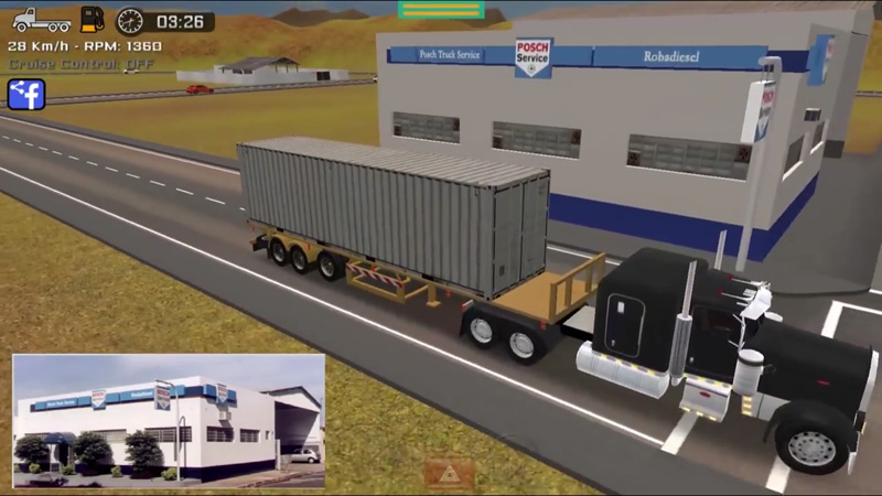 Grand Truck Simulator на телефон