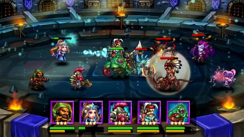 Heroes Reborn на андроид