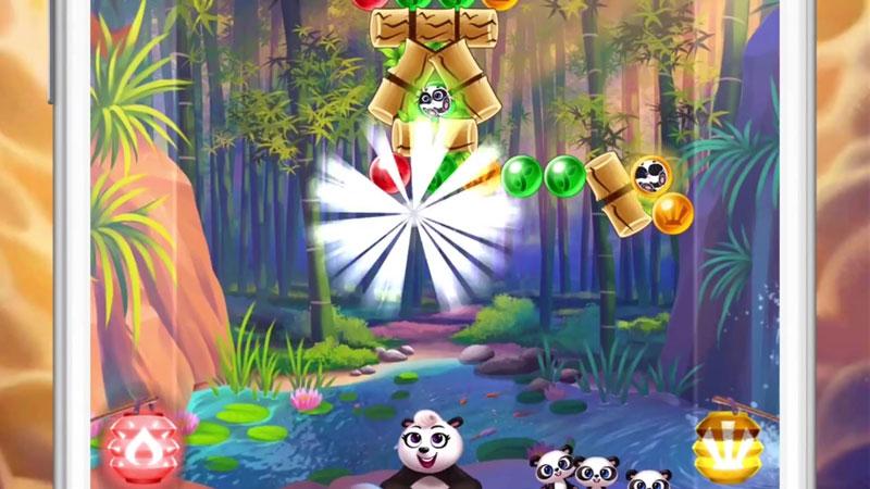 Panda Pop на телефон