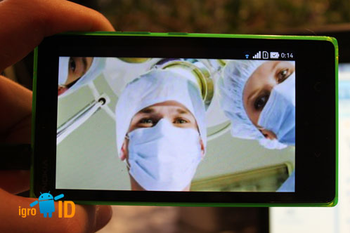 Симулятор хирурга