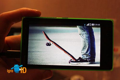 Скейтборд на андроид