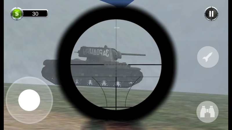 Tank Battle 3D: World War II скачать