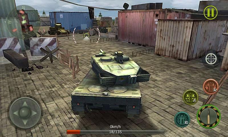 Танковый удар скачать