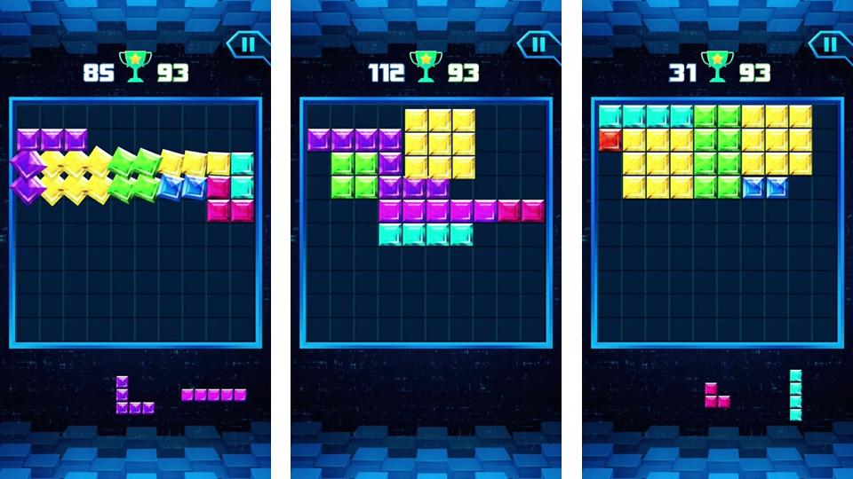Block Puzzle Classic Plus на андроид