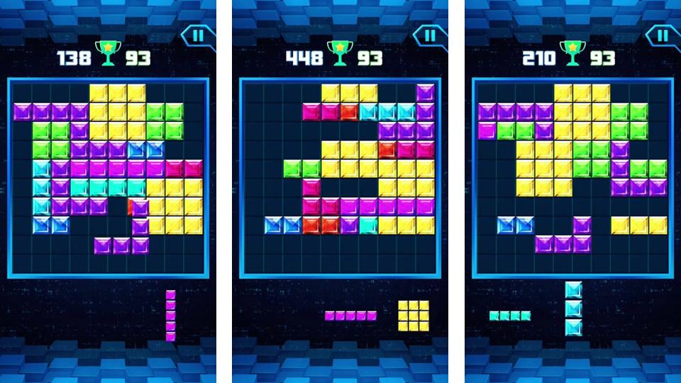 Block Puzzle Classic Plus скачать