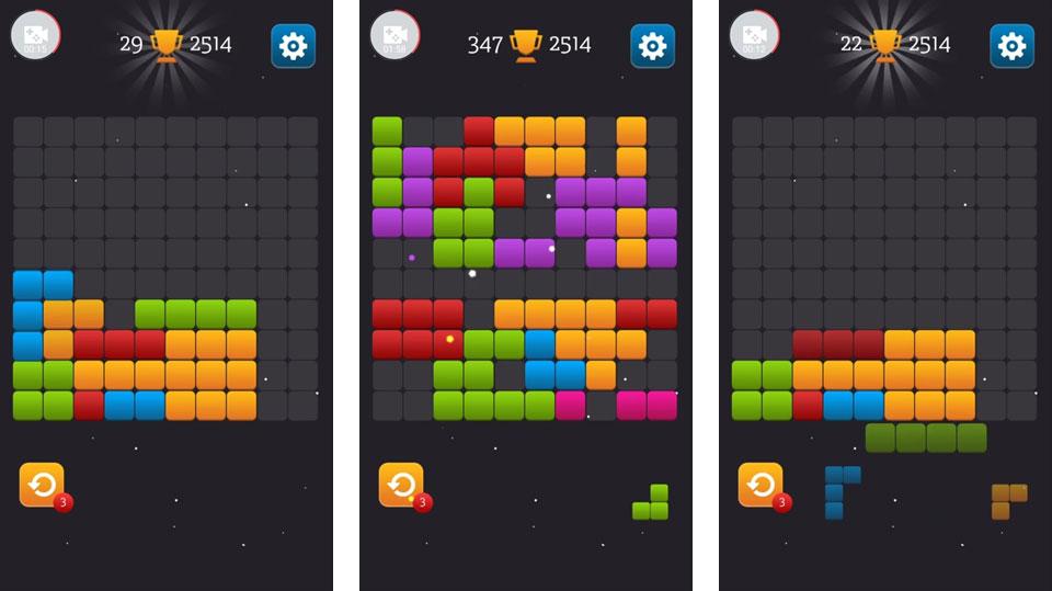 Block Puzzle Mania на андроид