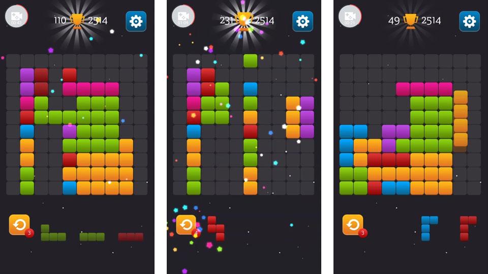 Block Puzzle Mania скачать