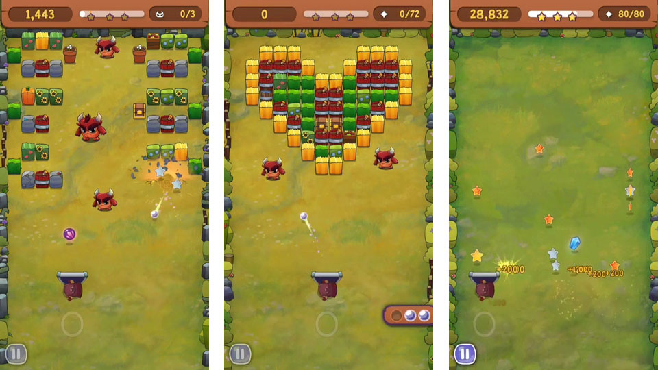 Brick Breaker Hero скачать