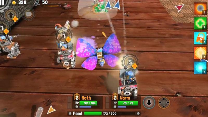 Bug Heroes 2 на андроид