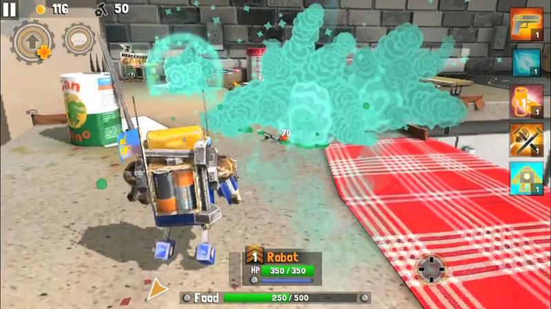 Bug Heroes 2 скачать