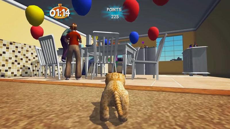 Симулятор Кошки на андроид