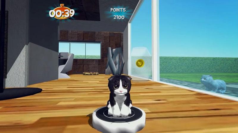 Симулятор Кошки на телефон