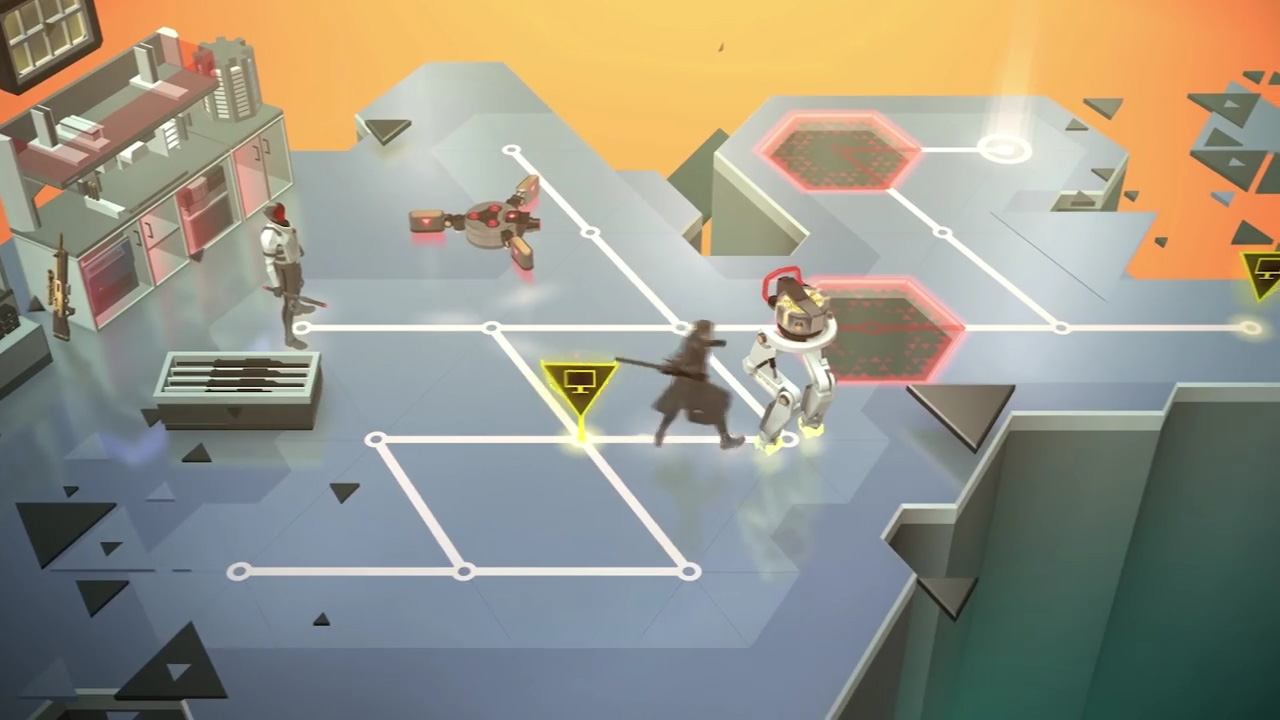 Deus Ex GO на андроид