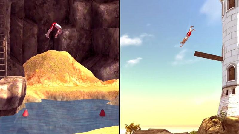 Flip Diving скачать