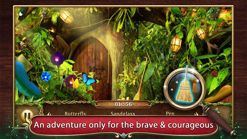 Hidden Objects: Enchanted на андроид