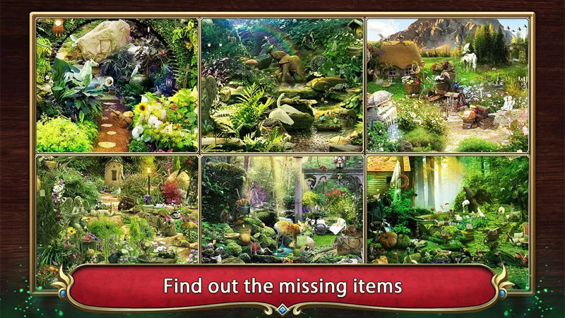 Hidden Objects: Enchanted на телефон