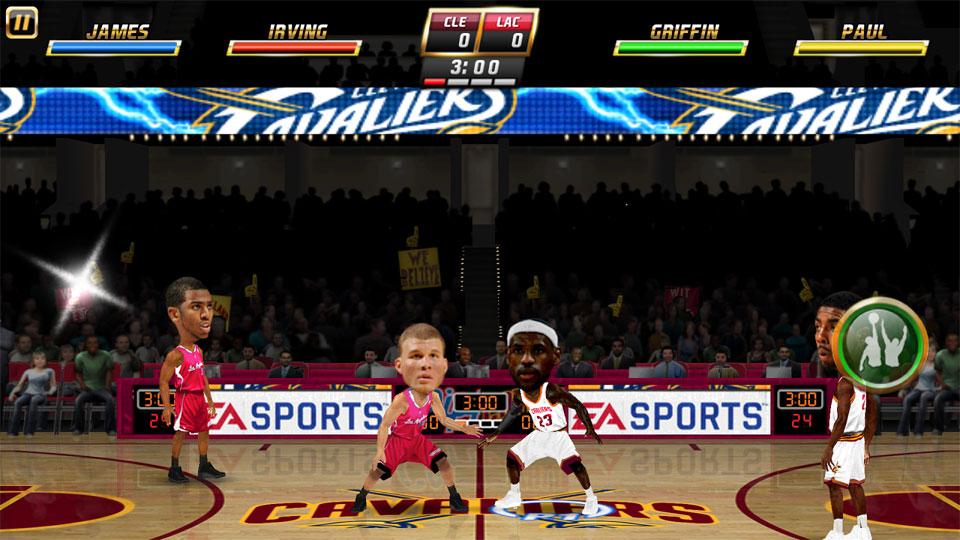 NBA JAM на андроид