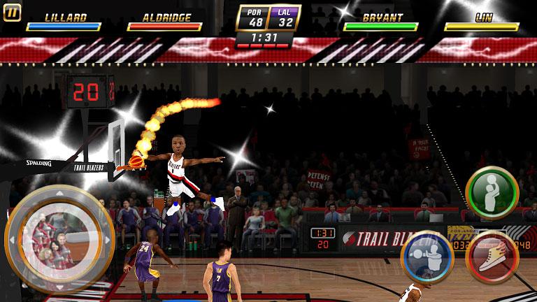NBA JAM скачать
