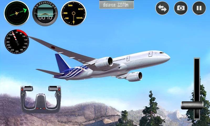 Plane Simulator скачать