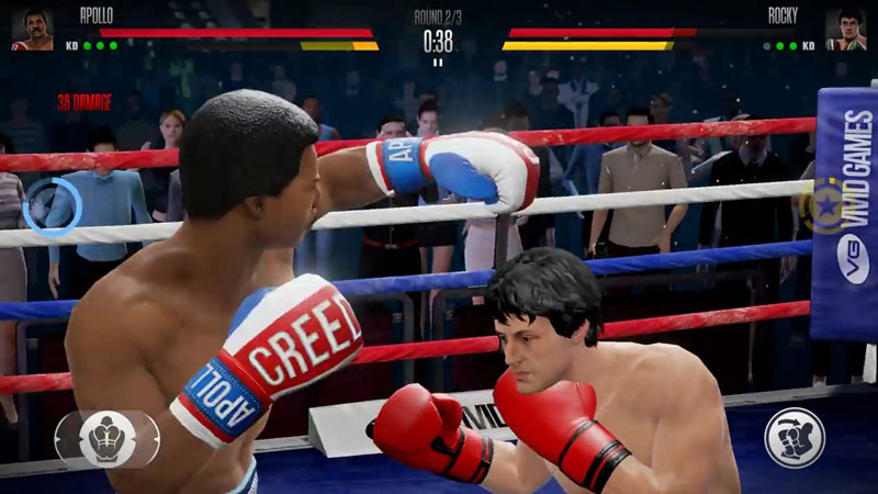 Real Boxing 2 Rocky скачать