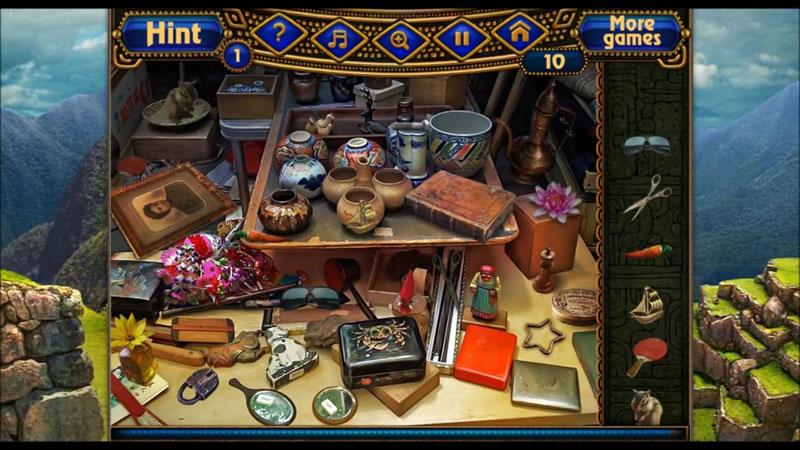 Сокровища Мачу-Пикчу на андроид
