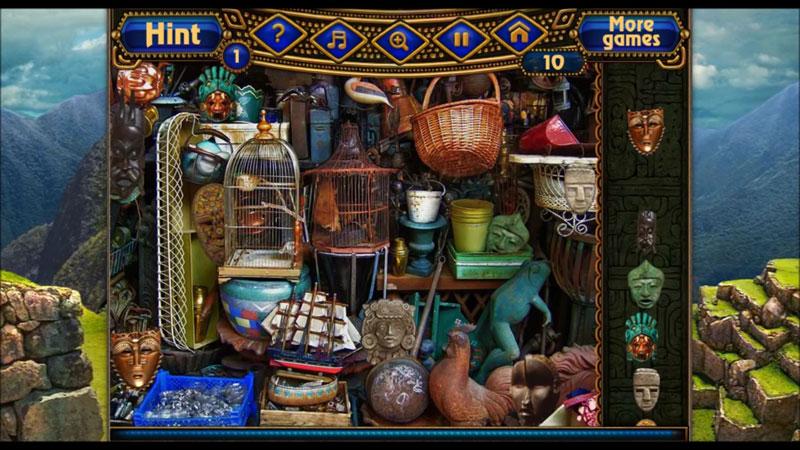 Сокровища Мачу-Пикчу скачать
