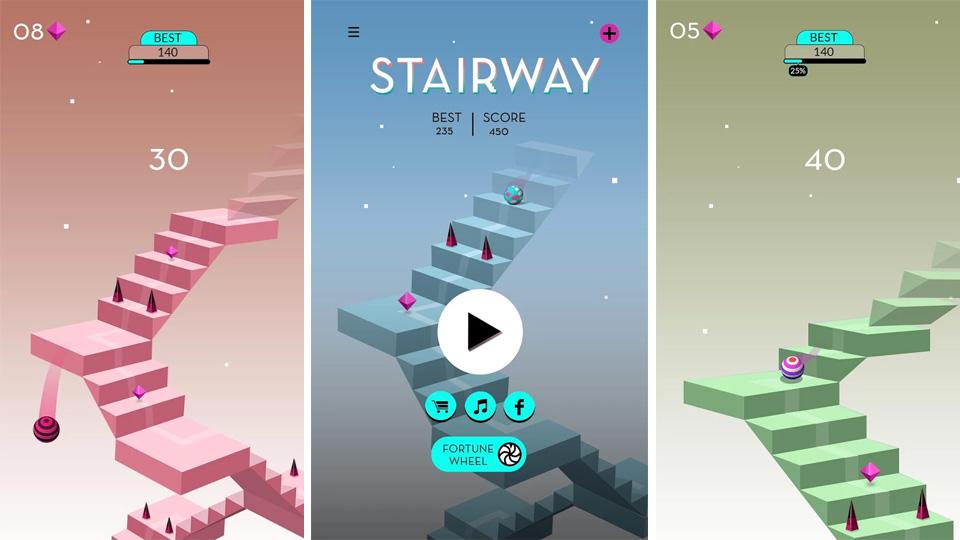 Stairway на андроид