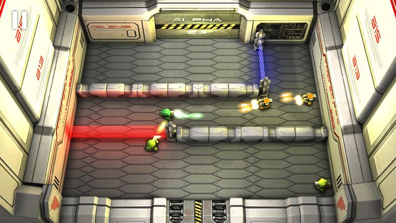 Tank Hero Laser Wars скачать