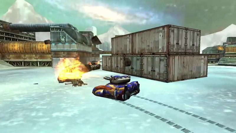 Танкисты — битвы танков на андроид